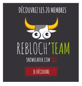 Découvrez la rebloch'team