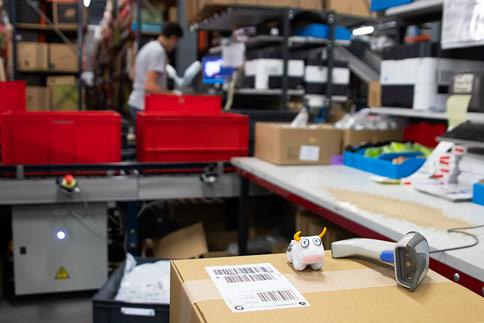 Recrutement service logistique Snowleader