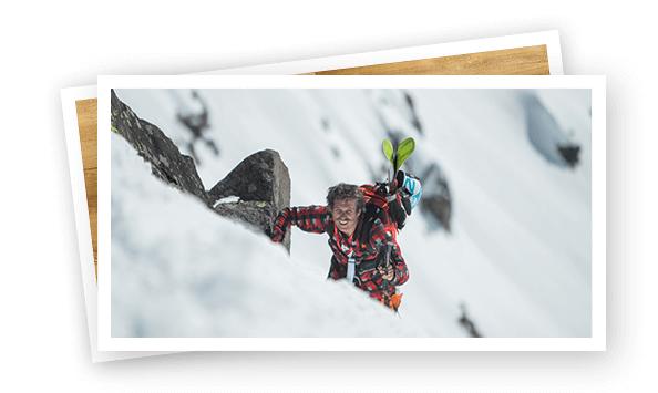 4ème édition de Snowleader mountain test guests invités spéciaux
