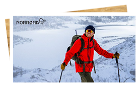 Article blog Snowleader nouvelle collection Norrona