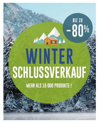 Winter schlussverkauf mehr als 10 000 produkte bis zu -80% Snowleader