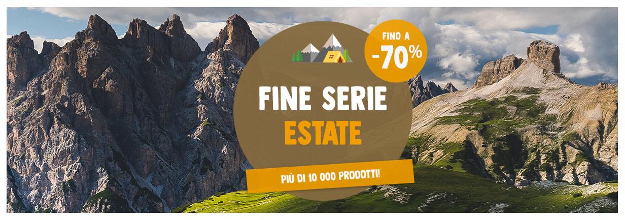 Fine Serie Estate: Fino -70%, piu di 10 000 prodotti!