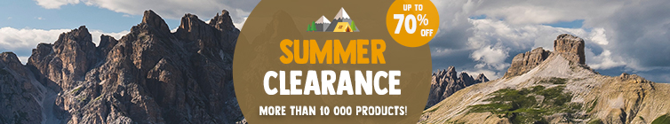 Up to -70% off on winter clearance's products