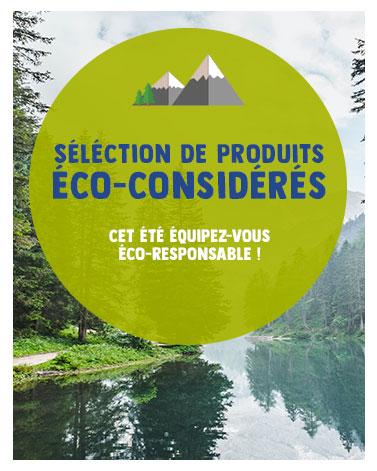 Journée mondiale de l'environnement : découvrez notre sélection de produits éco-considérés