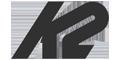 Logo K2 Snowboarding
