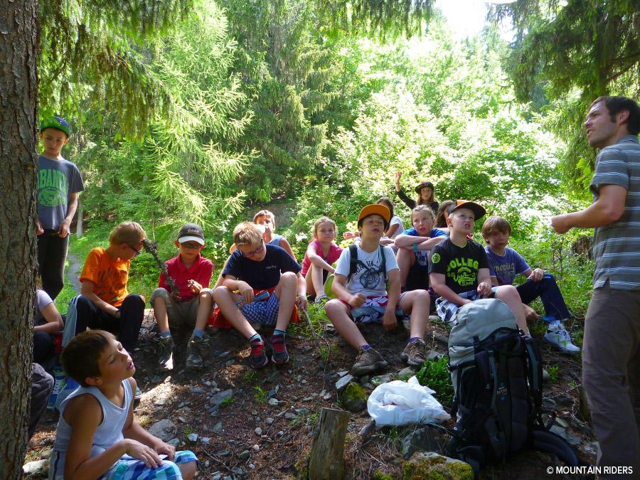 Mountain Riders projets pédagogiques
