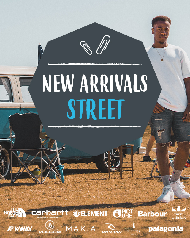 Discover Street new arrivals