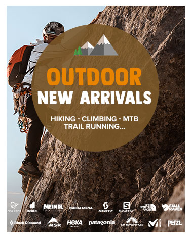 Come discover Outdoor new arrivals!