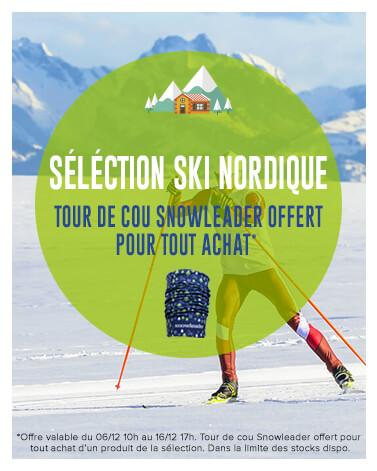 Sélection Ski Nordique