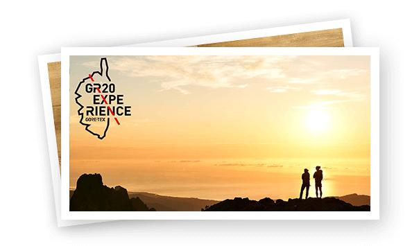 GR20 Experience Gore Tex 2021