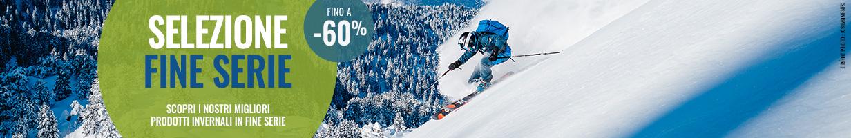 Scopri i nostri migliori prodotti invernali in fine serie