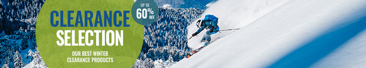 Discover our best winter clearance products