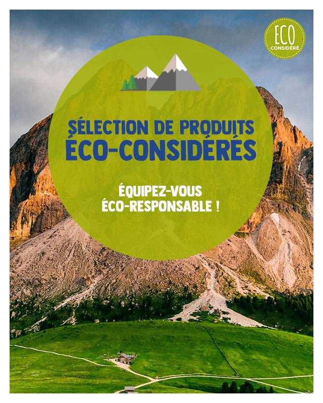 Découvrez notre séléctions de produits éco-considérés !