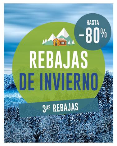 Rebajas de invierno hasta -80% snowleader