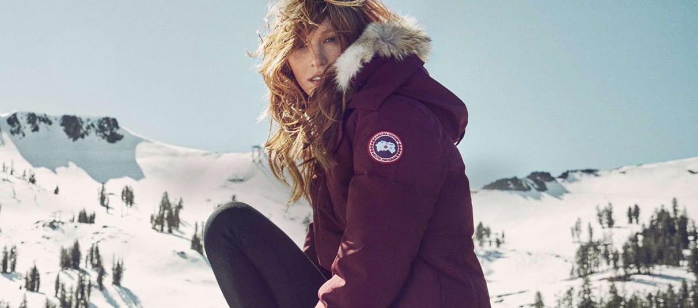 Canada Goose hats sale shop - Doudoune Canada Goose, manteau parka Canada Goose : Snowleader