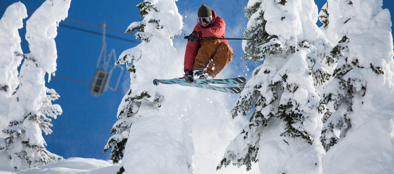 Freestyle Skis Ski Packs Freeride Line Snowleader Homme wfFSPS
