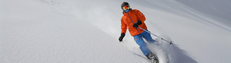 fbad5030d2 Vêtements de ski tenue ski vêtement ski homme textile. Vêtements de ski  tenue. Rossignol Giant ski suit (adult) Sportmania