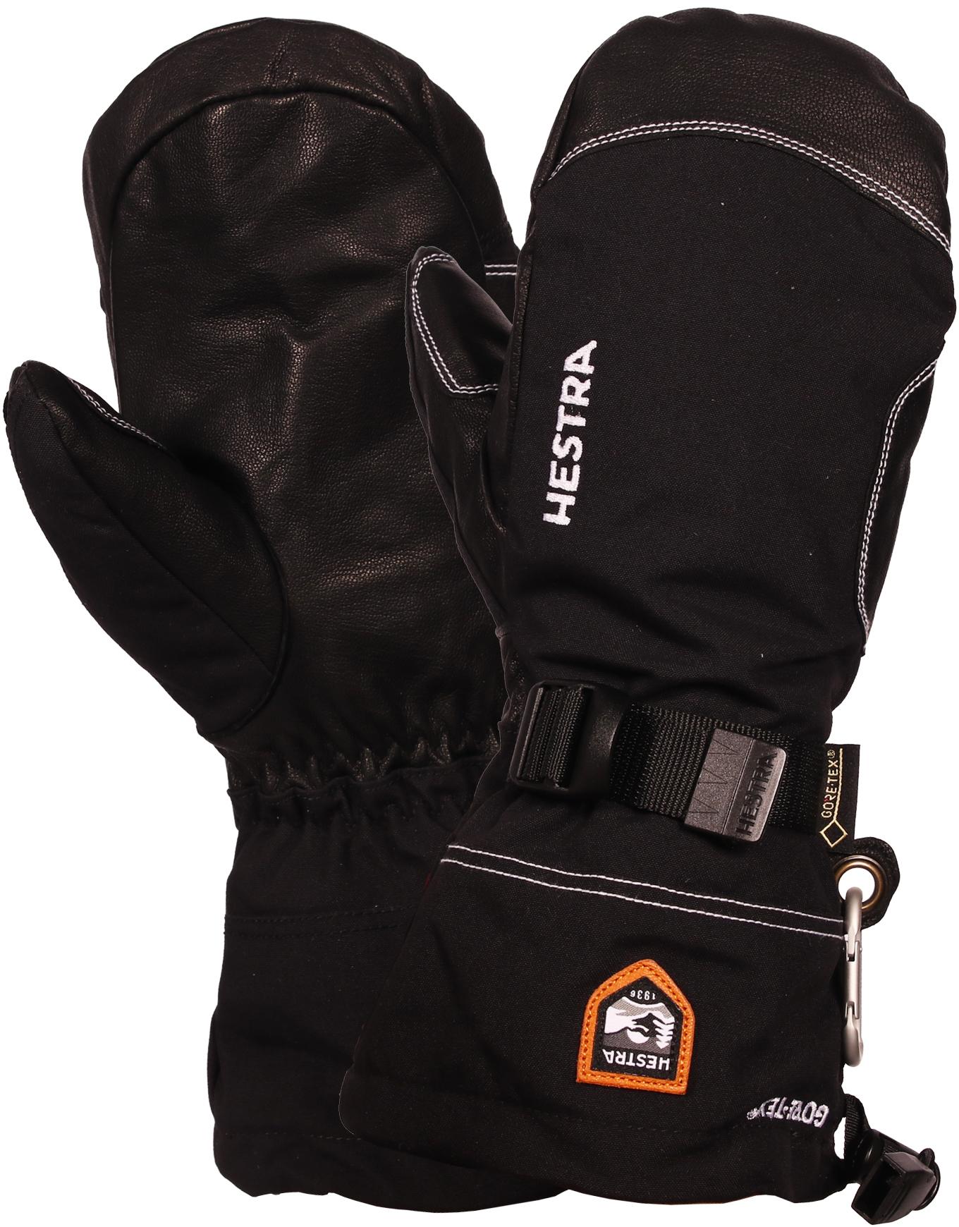 homme remise spéciale profitez de la livraison gratuite Army Leather GTX Mitt Noir