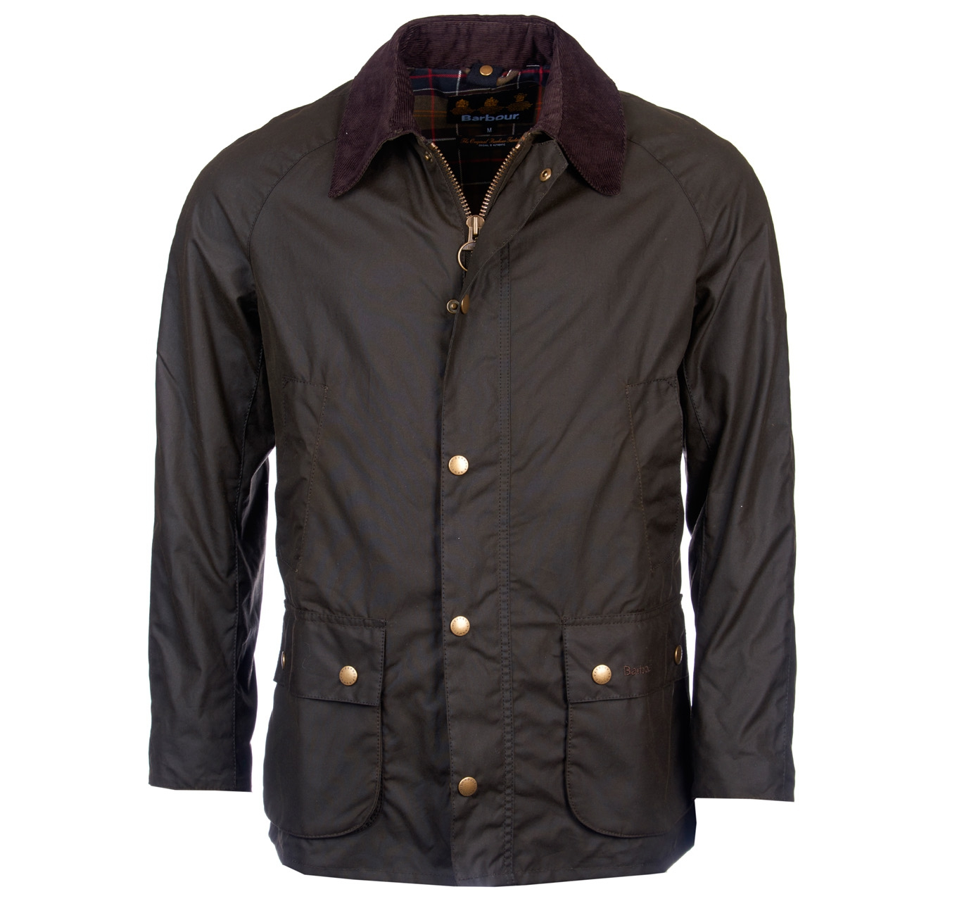 Barbour Ashby Wax Vestes Olive Snowleader Jacket wCAwYx0q4