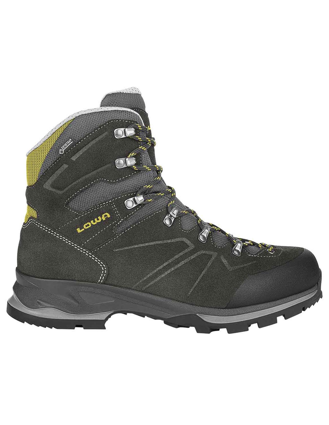 Baldo GTX anthracite/olive Lowa : Chaussures randonnée