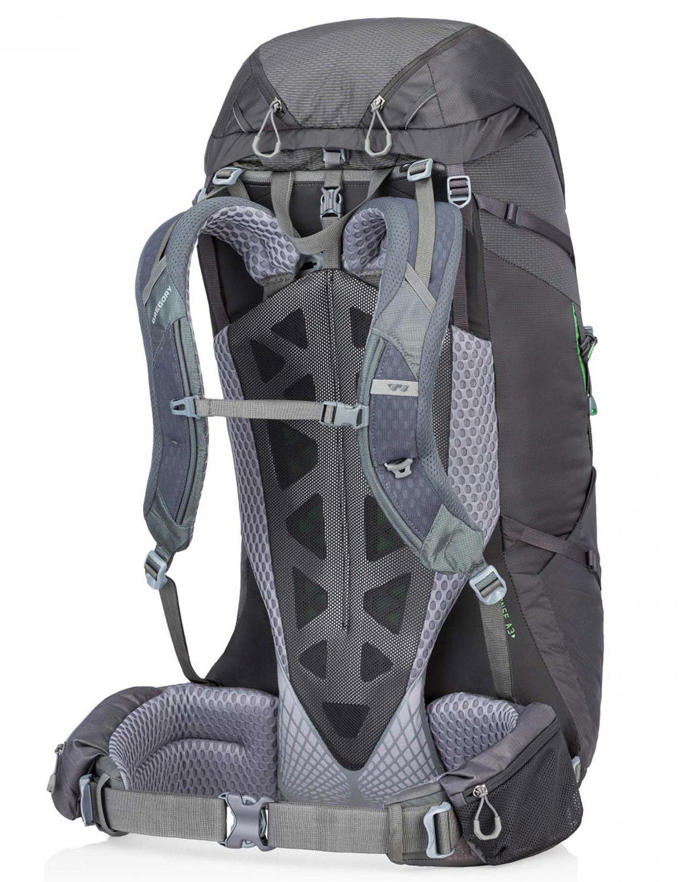 94ee43c2a1 Baltoro 65 Onyx Black Gregory : Sacs à dos trekking : Snowleader