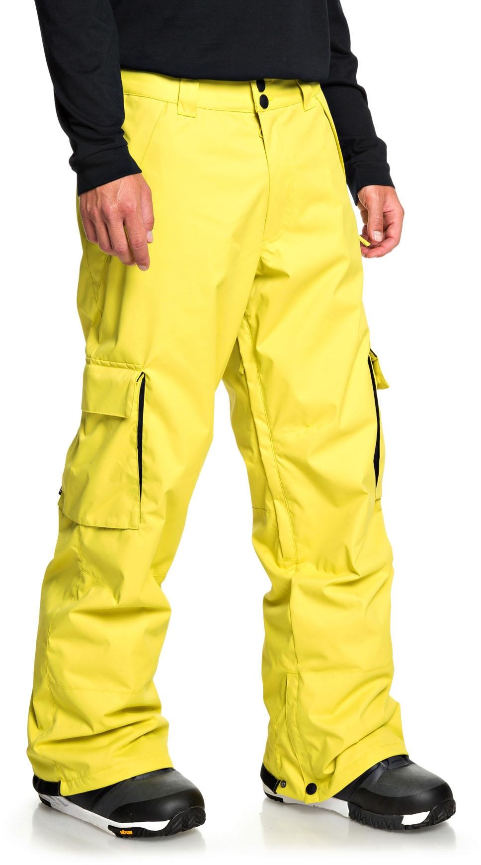 pantalon ski banshee insigni blue dc
