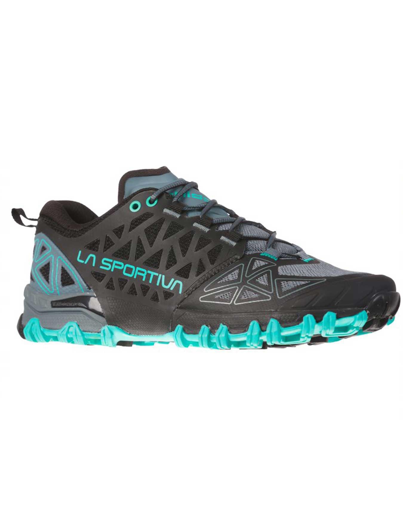 La Sportiva Bushido II Chaussures de trail Femme, slateaqua