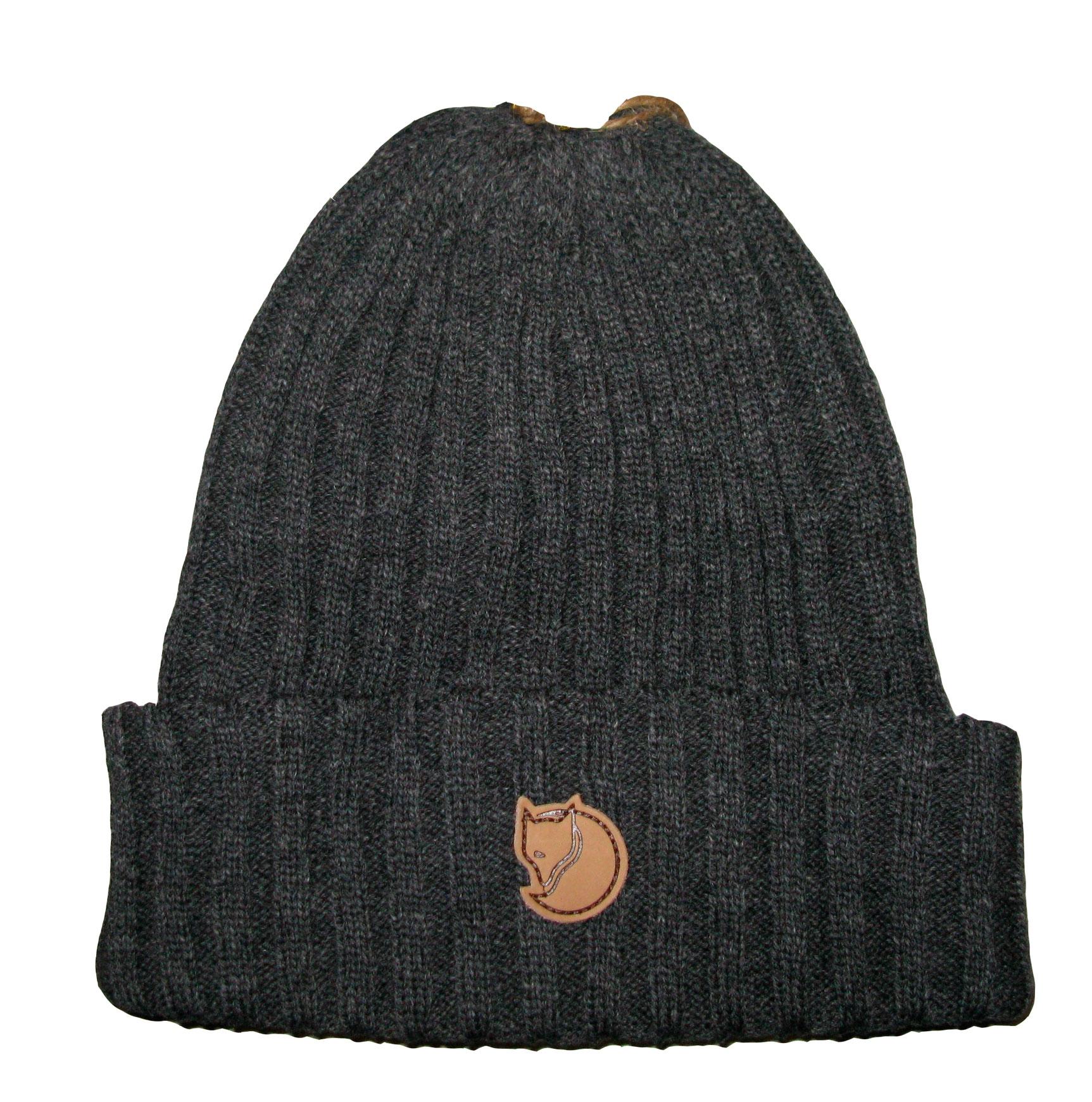 Fjallraven Beanie Olive Autumn Leaf Dark Navy Fjallraven Byron Wooly Hat