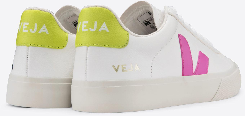 Campo Easy Extra White Ultraviolett und Fluoreszierendes Gelb