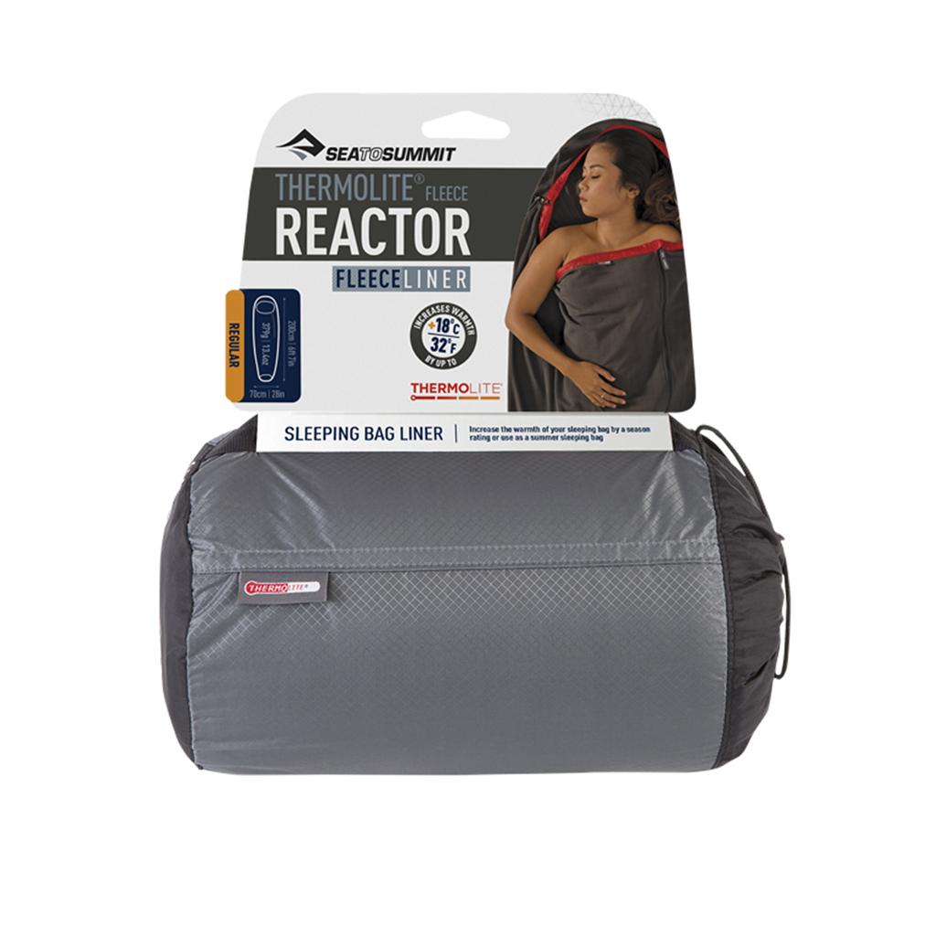 Sac Thermolite Reactor Compact Plus Drap de Sac de Couchage