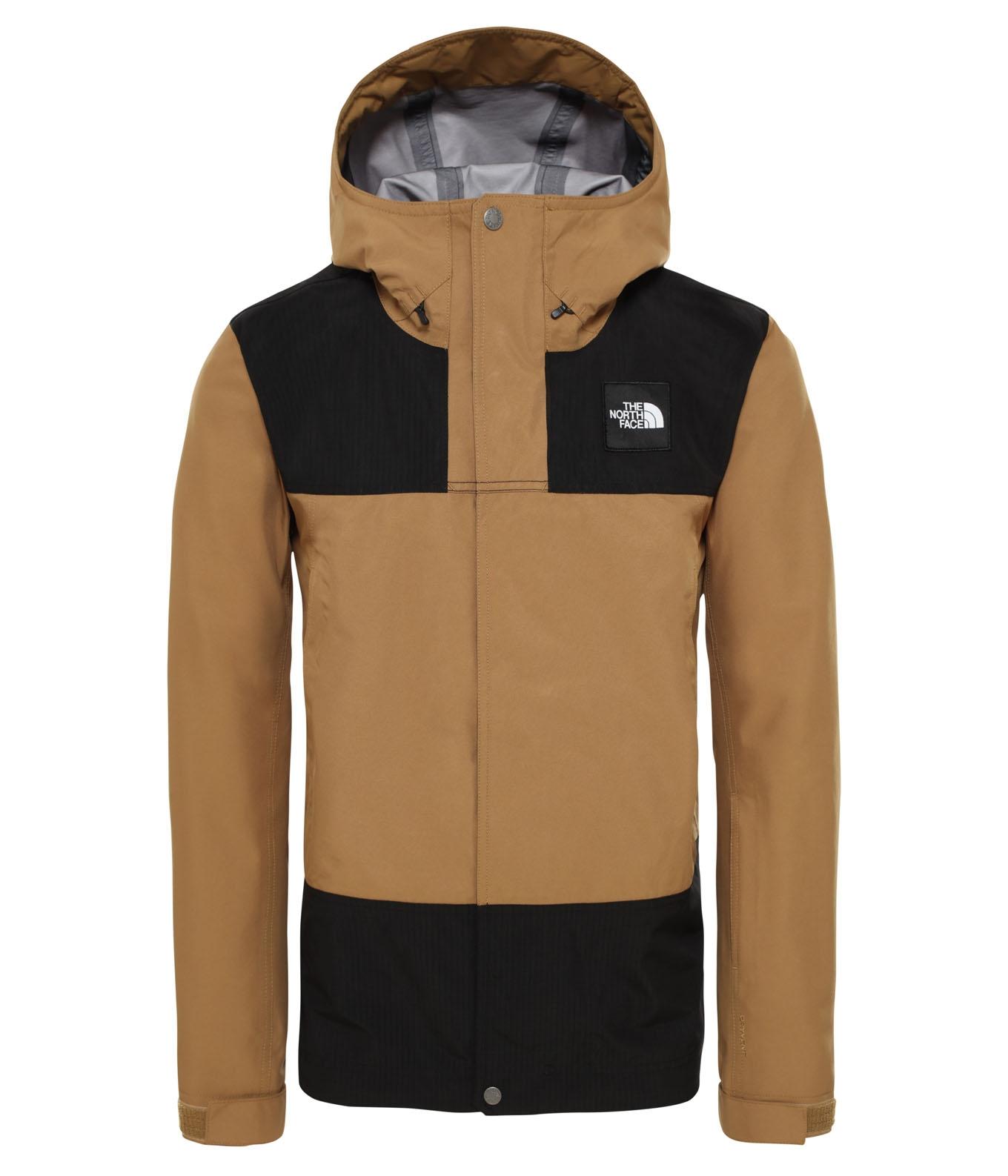 Veste De Ski The North Face Uni Drt Jacket Khaki Black