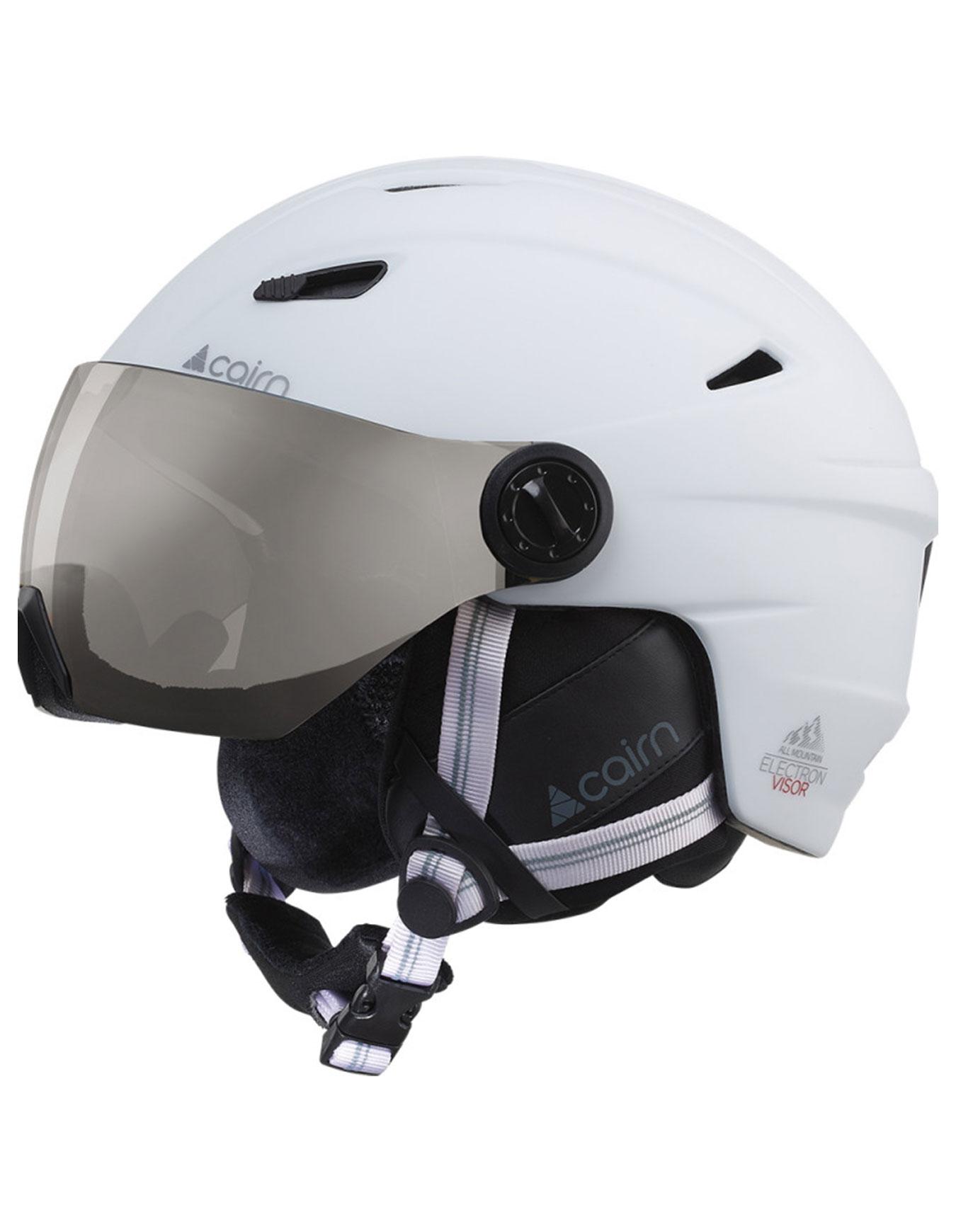 Smith Womens Compass Snow Helmet Matte Lunar, Small