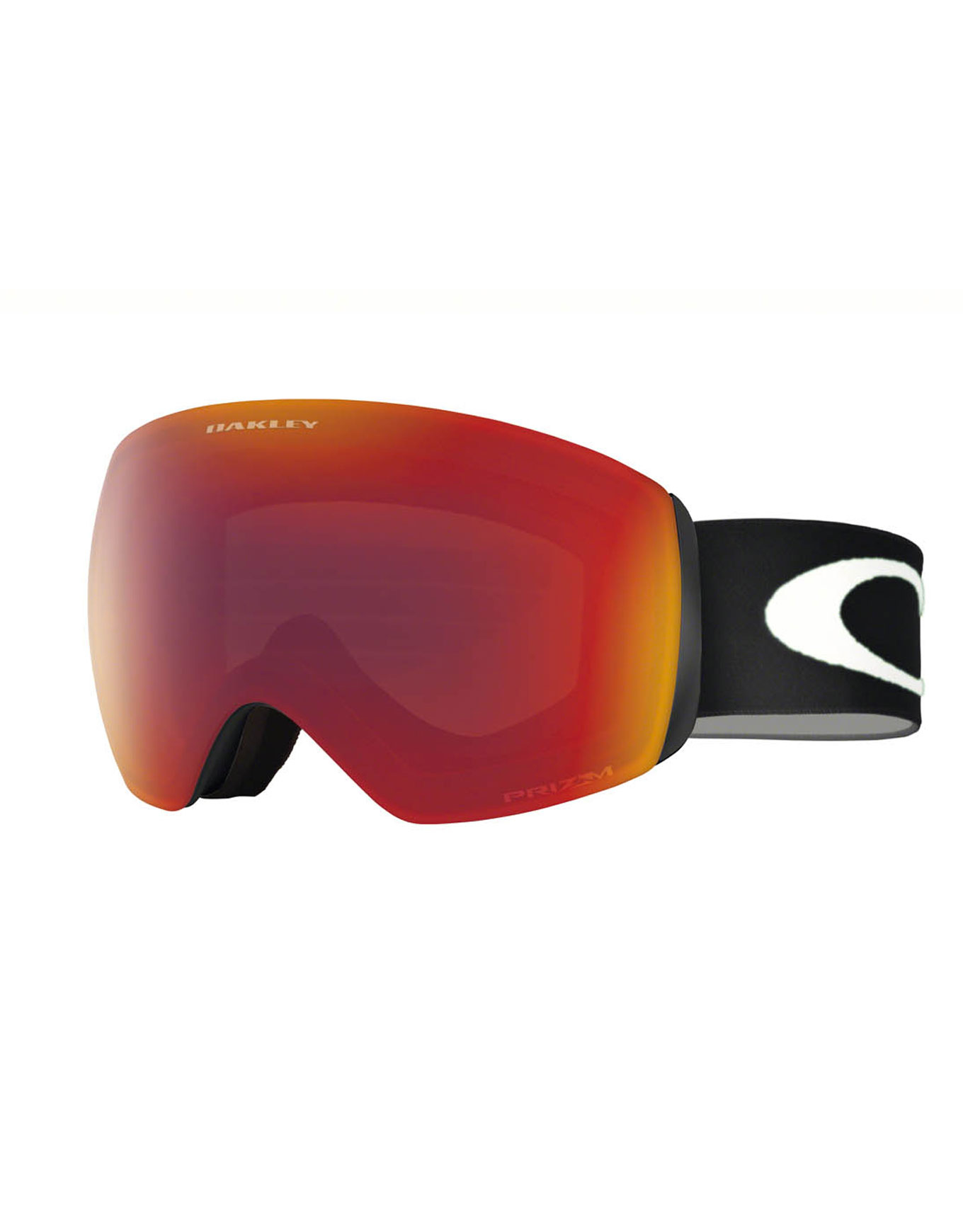 Flight Deck XM Matte Black Prizm Torch Oakley   Masques de Ski ... f6a20f56d805