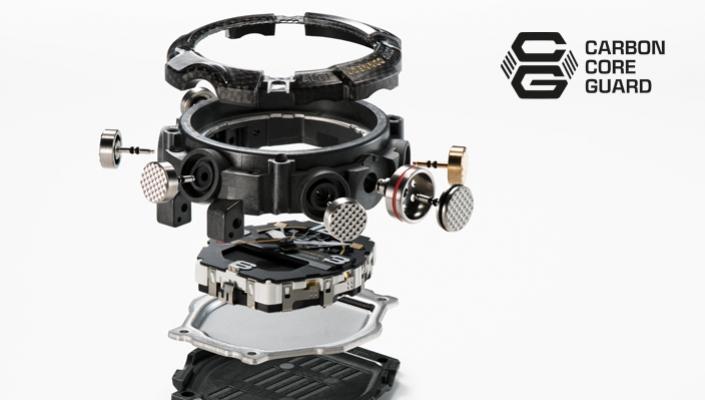 G Shock Mudmaster Carbone GG B100 1A9ER Casio : Montres d1fFf