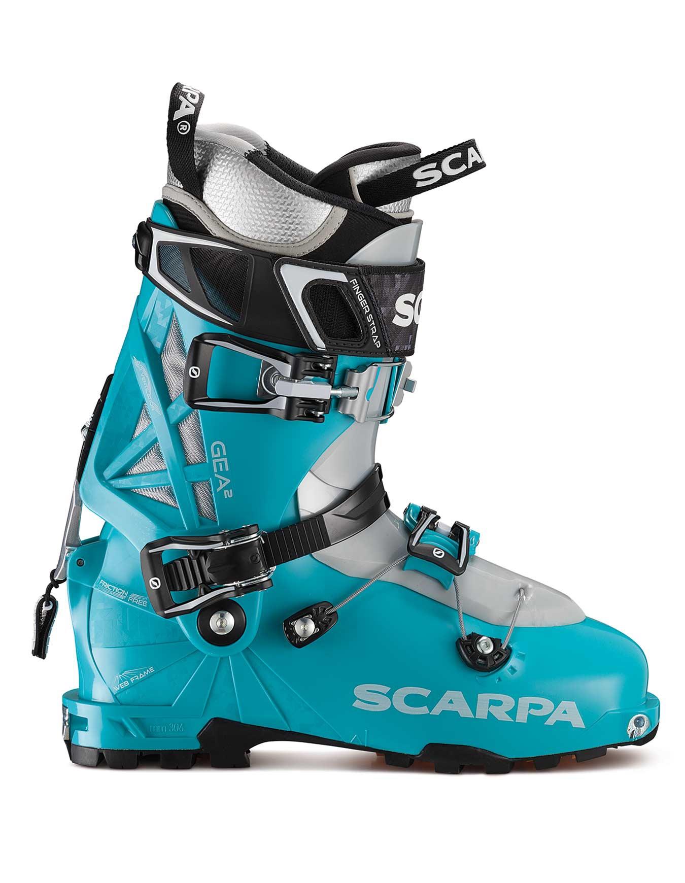 chaussure chaussure ski ski scarpa femme EWIYH2eD9