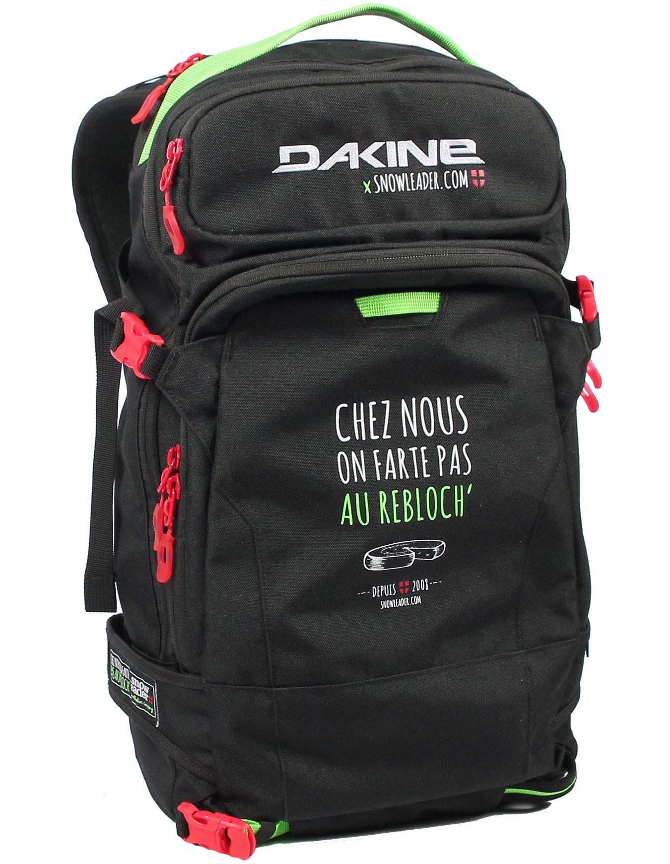Dos Ski À DakineSacs Heli Pro 20l Snowleader Snowboard Nw80OPknX