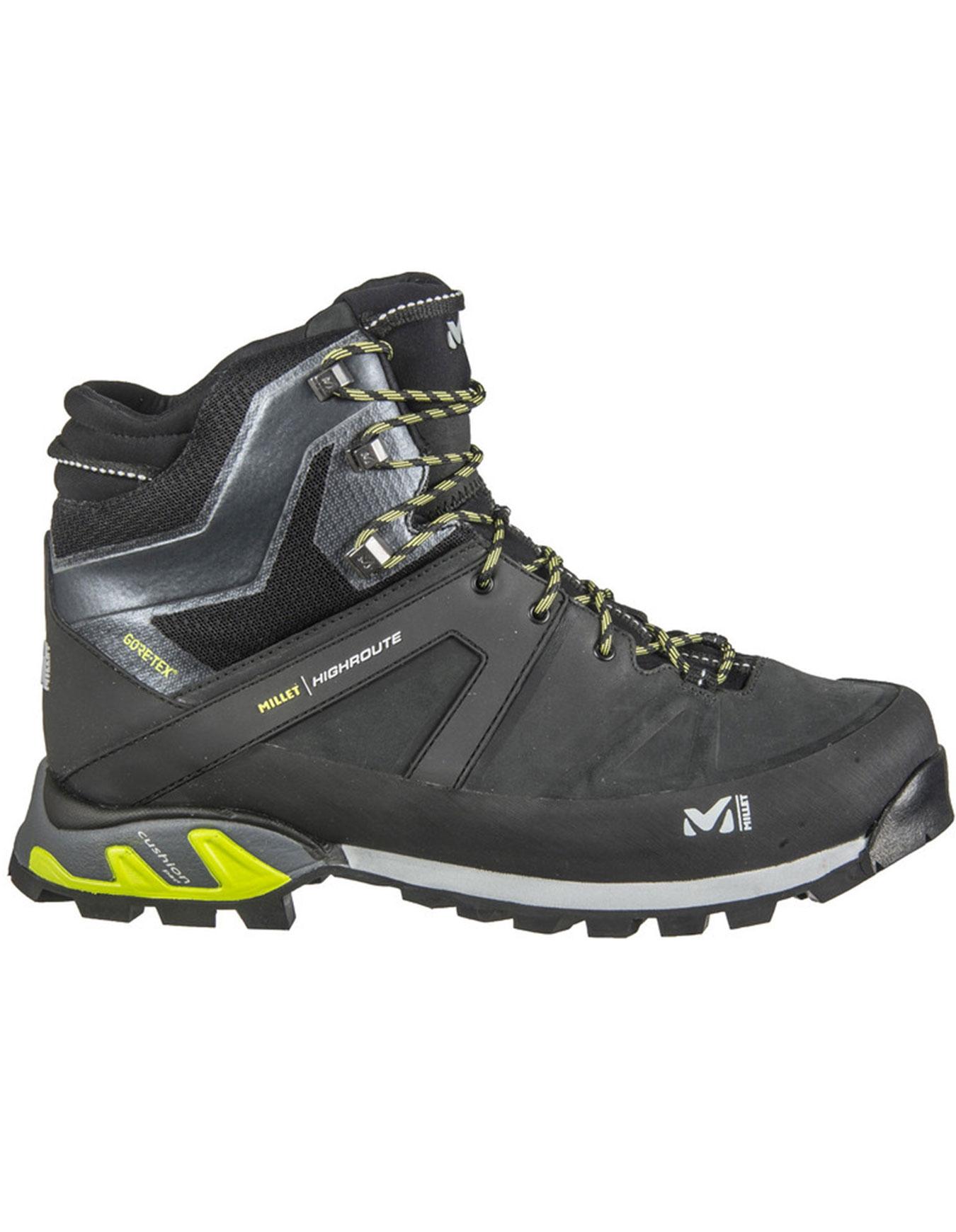 Millet homme Triden GTX MID Marche Bottes De Randonnée Trekking Outdoor Lacets Chaussures