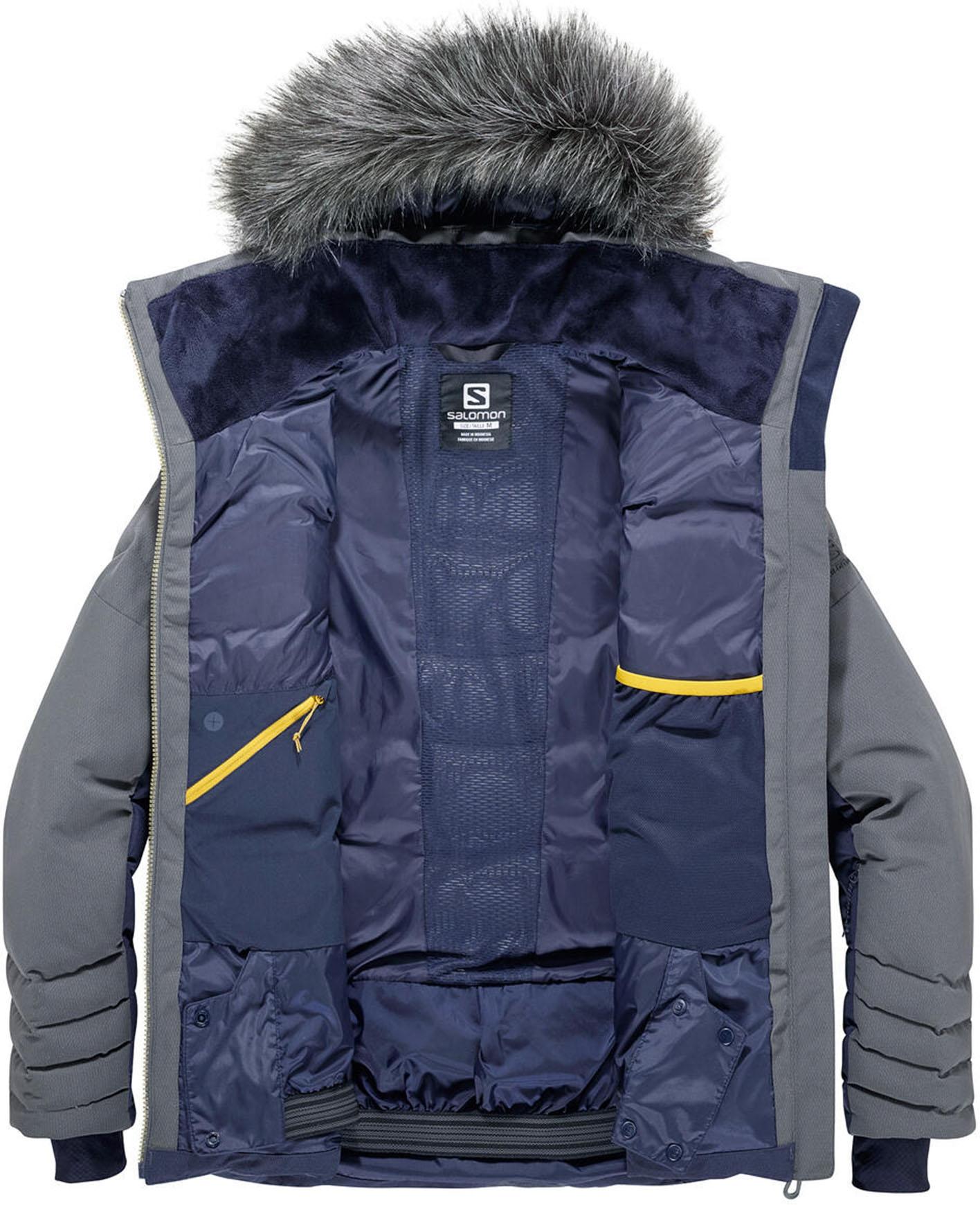 Icetown Jacket W Ebony