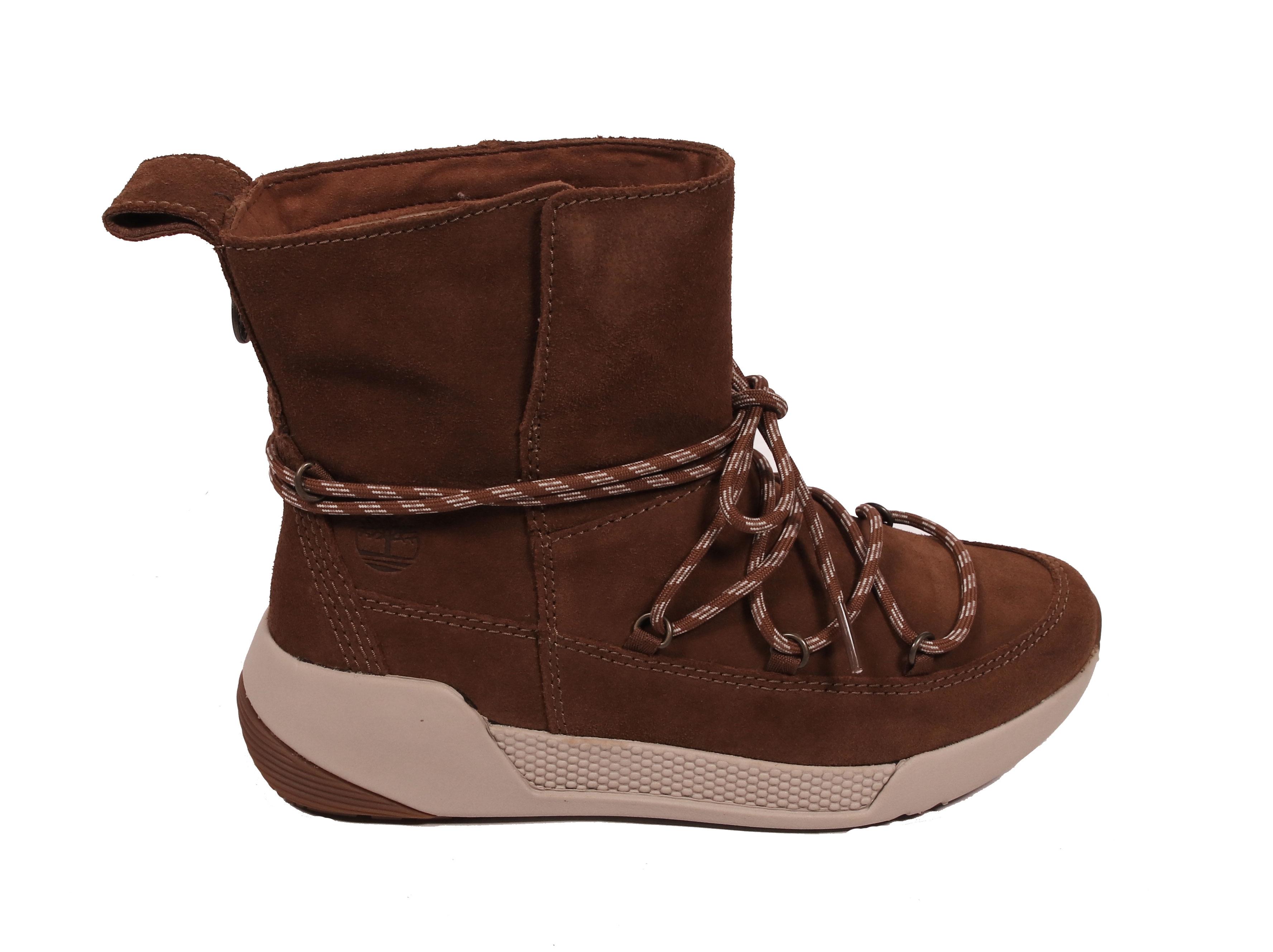 Kiri Up Hiker W Faux Dark Rubber TIMBERLAND   Baskets - Sneakers ... 6fd5caf88c0