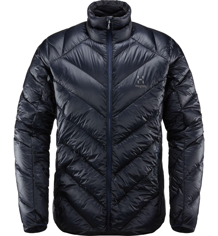 fitnessartikel auf rechnung L.I.M Essens Jacket Men Tarn Blue