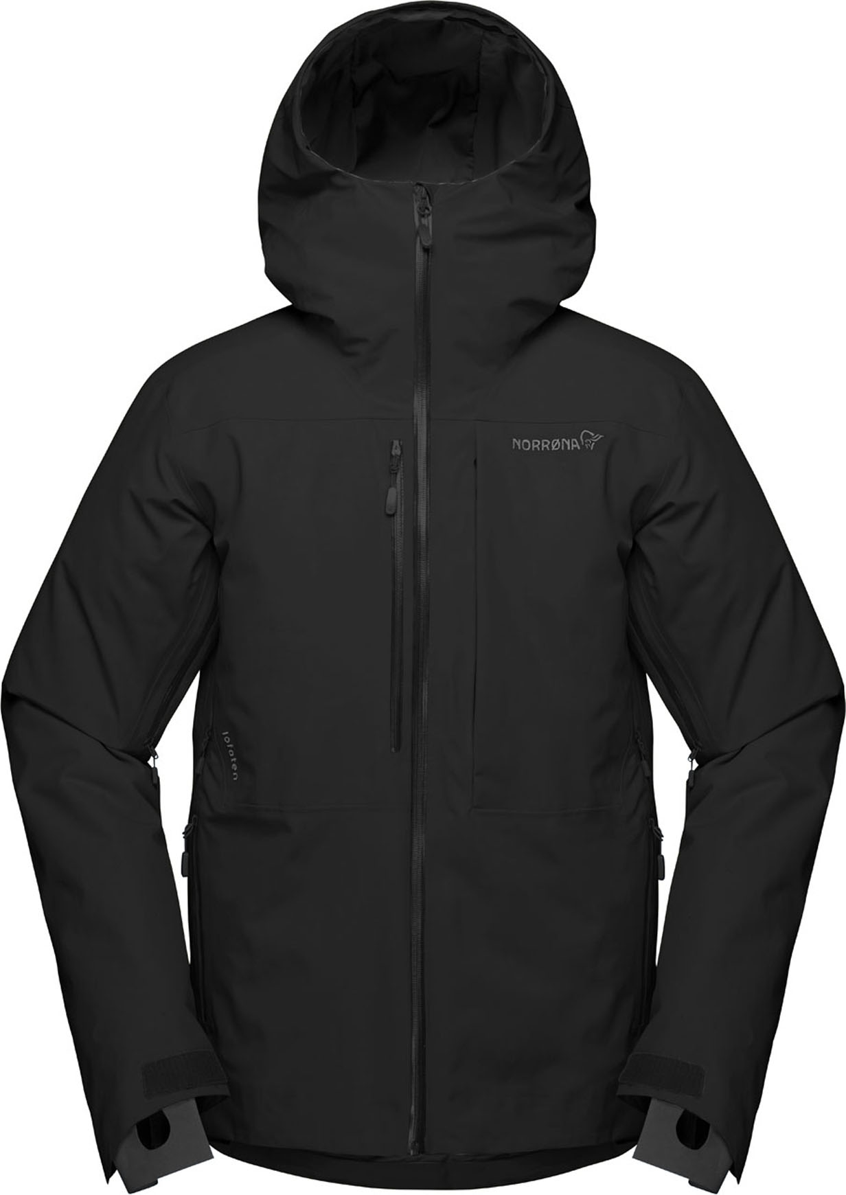 Lofoten Gore Tex Insulated Jacket (M) Caviar