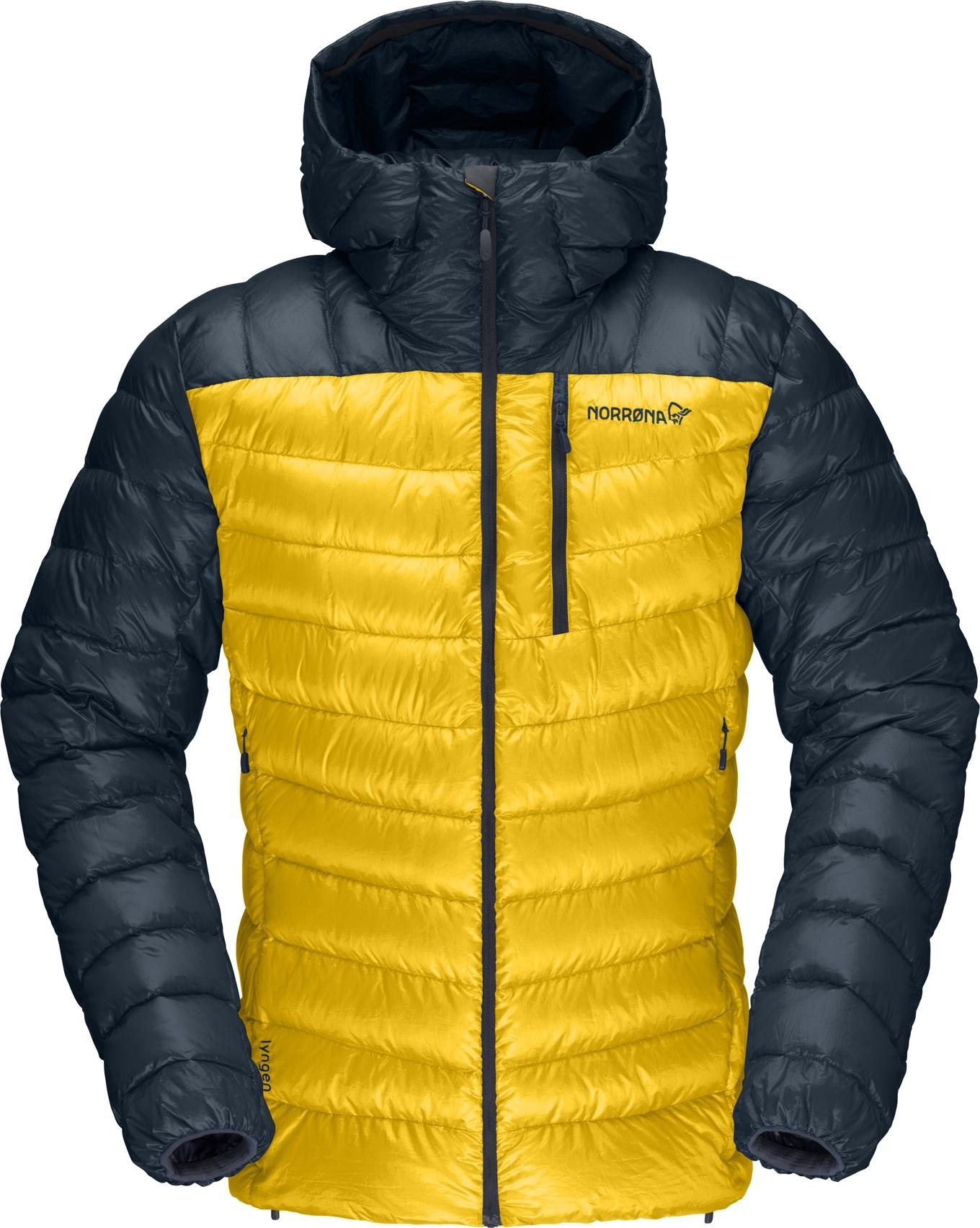 Norrona Lyngen Down850 Hood Jacket M Eldorado : Tourenski