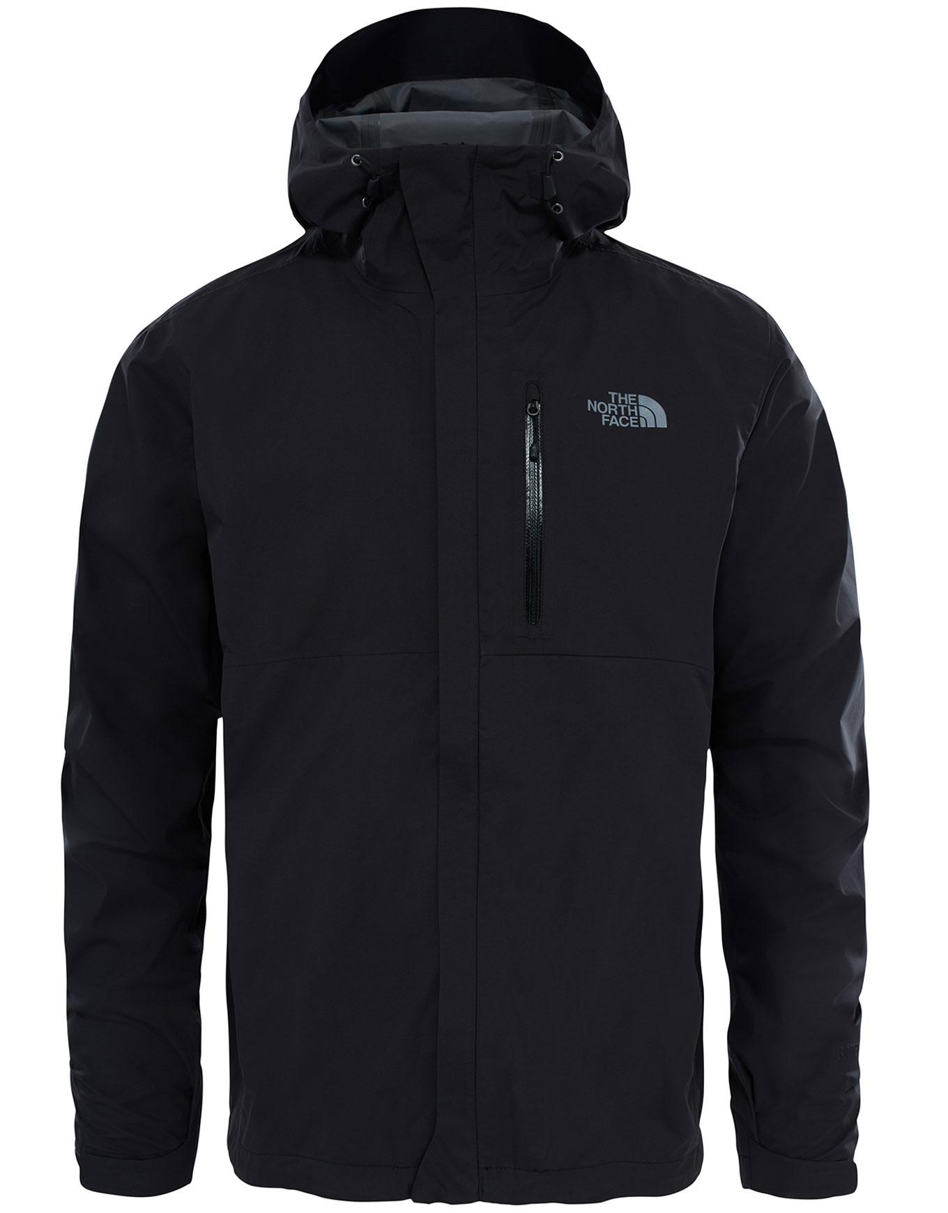 M Dryzzle Jacket Tnf Black The North Face