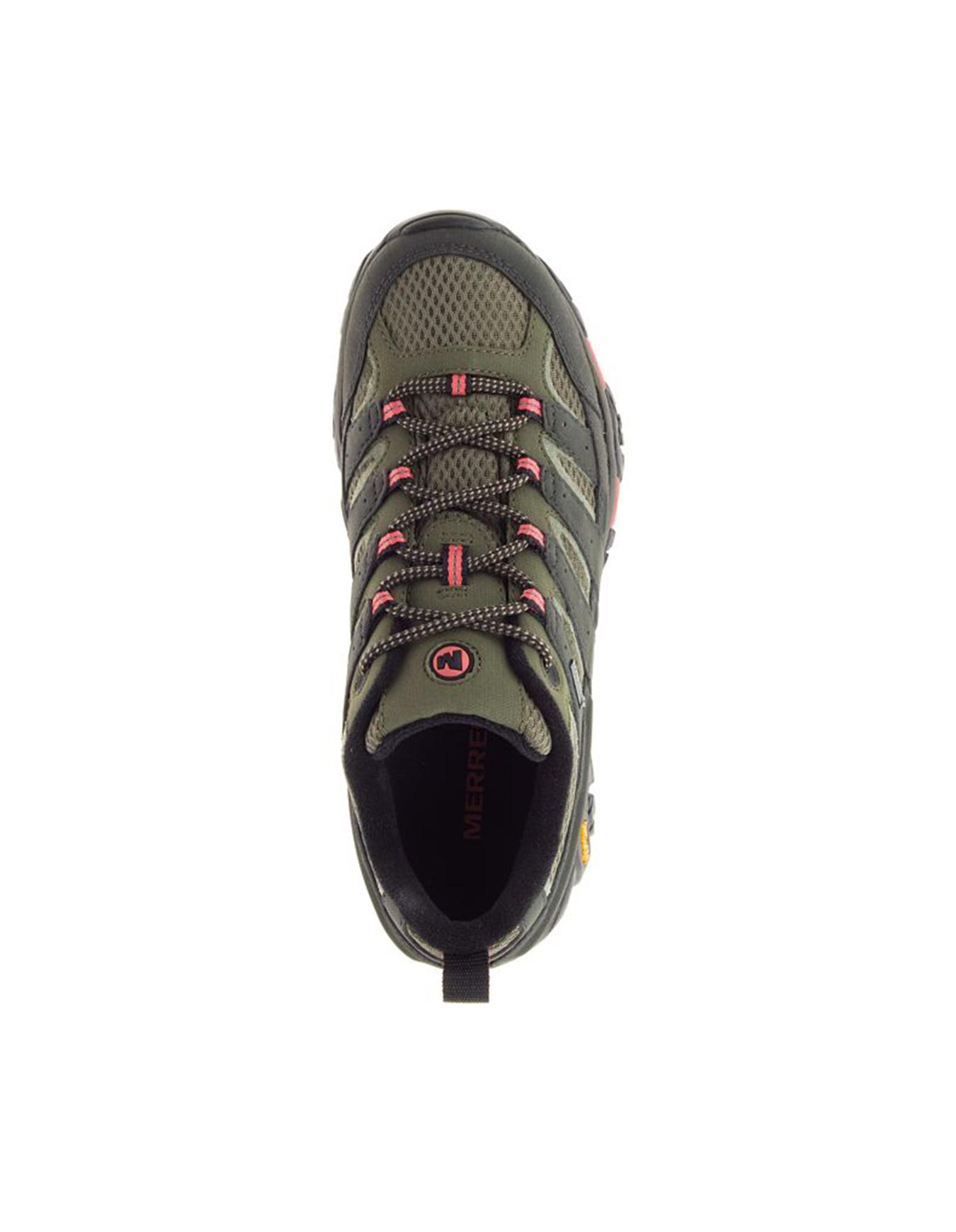 5376c647be2 Moab 2 GTX   Beluga Olive Merrell   Chaussures randonnée femme ...