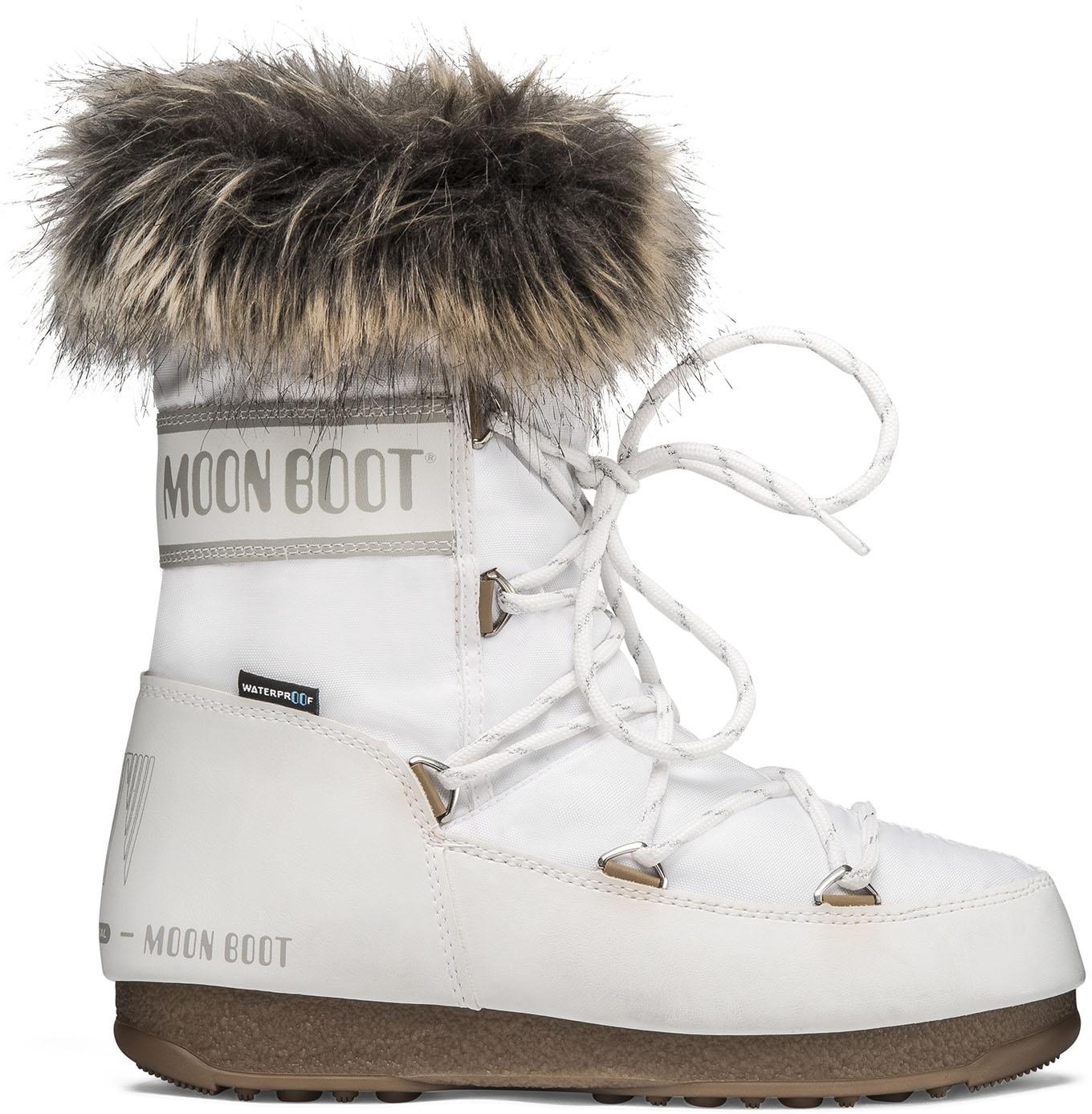 Moon Boot Monaco Low WP 2 White