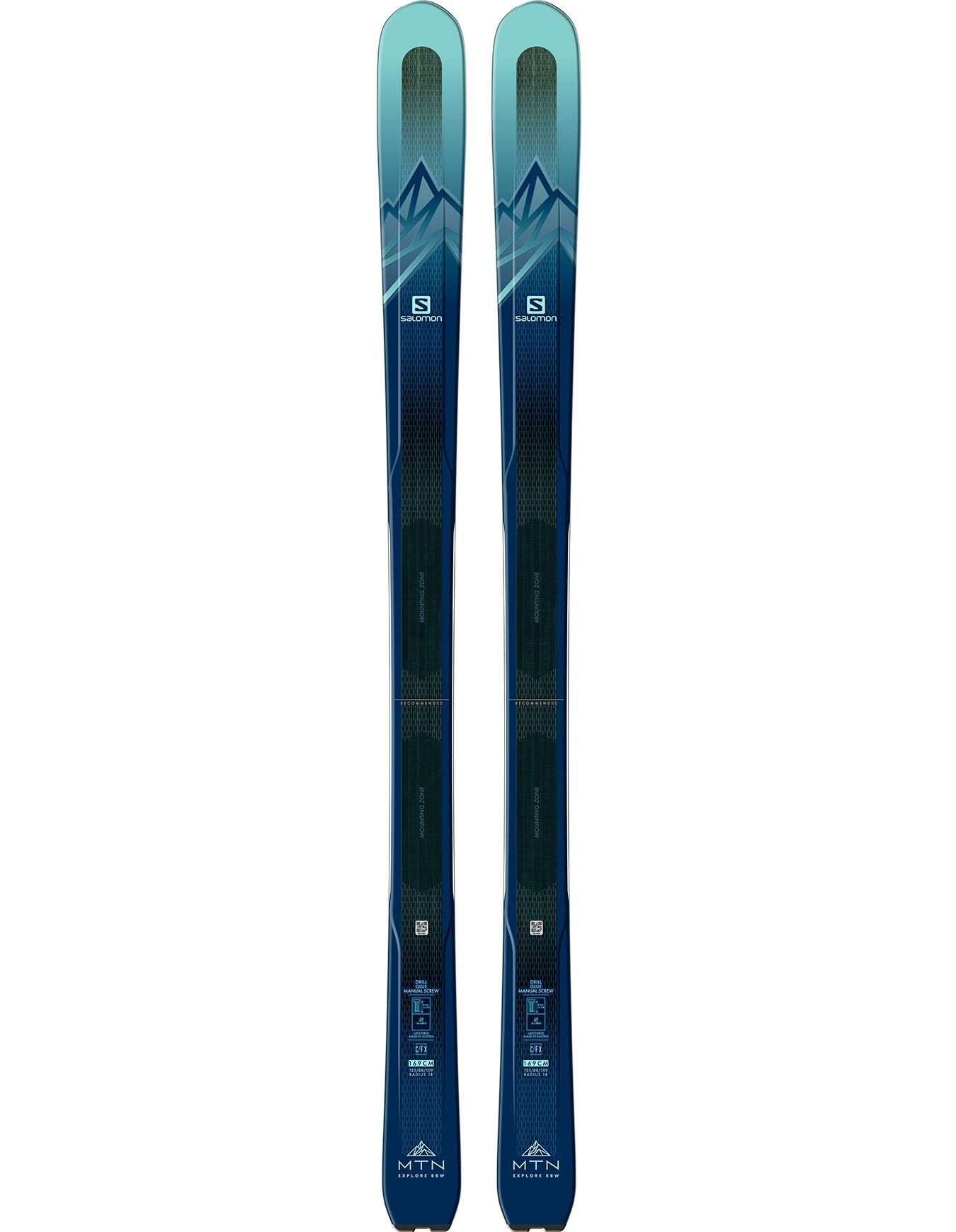 Bottes de ski de haute route Salomon MTN Explore | Magasins