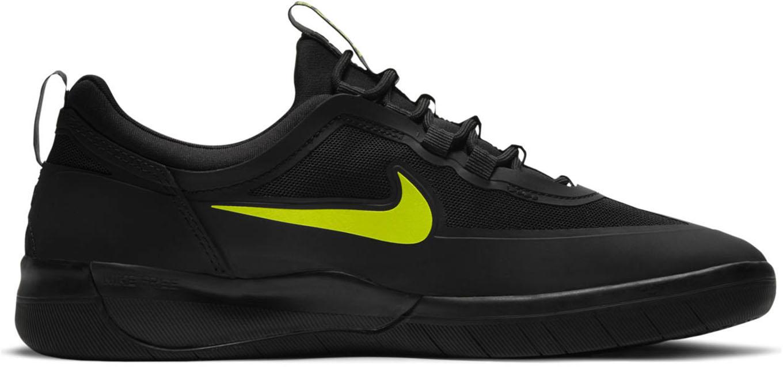 Nike Sb Nyjah Free 2 Black/Cyber-Black