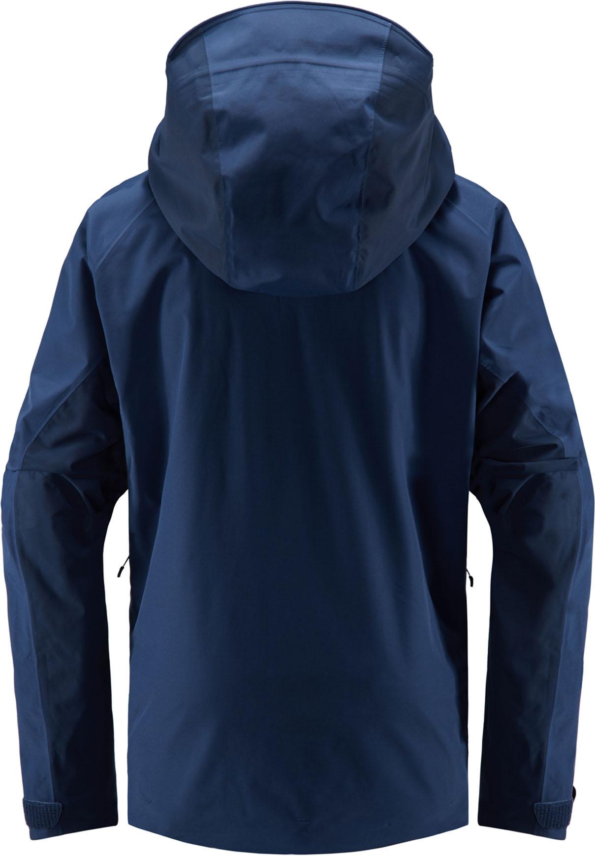 Niva Jacket Men Tarn Blue Solid