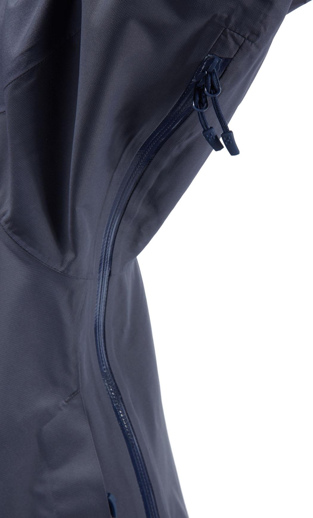 Niva Jacket Women Dense Blue