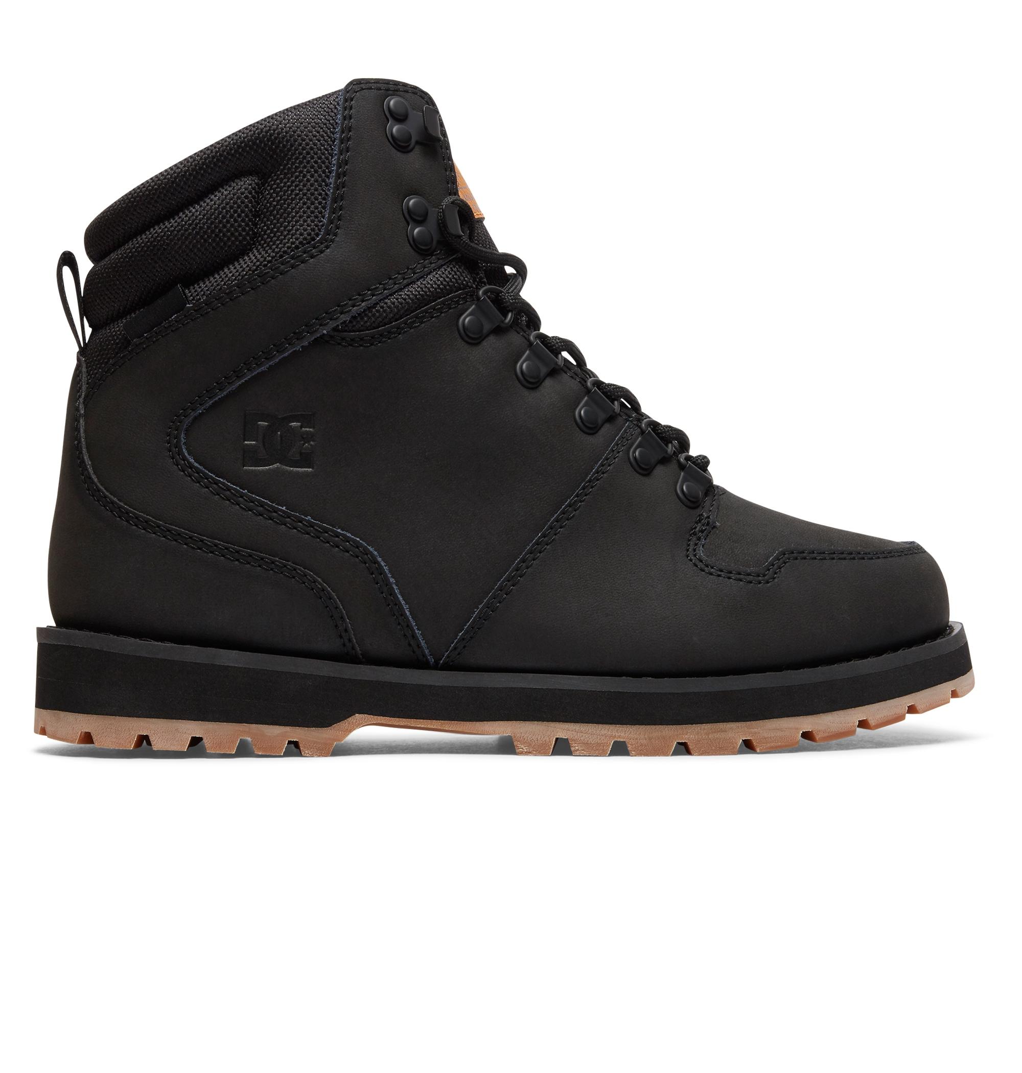 Dc Shoes Peary Boot Black/Gum : Men's